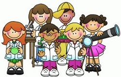 kids scientists